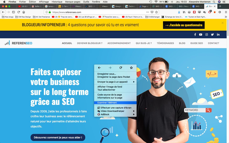 Agence de référencement naturel Clermont-Ferrand Referenseo