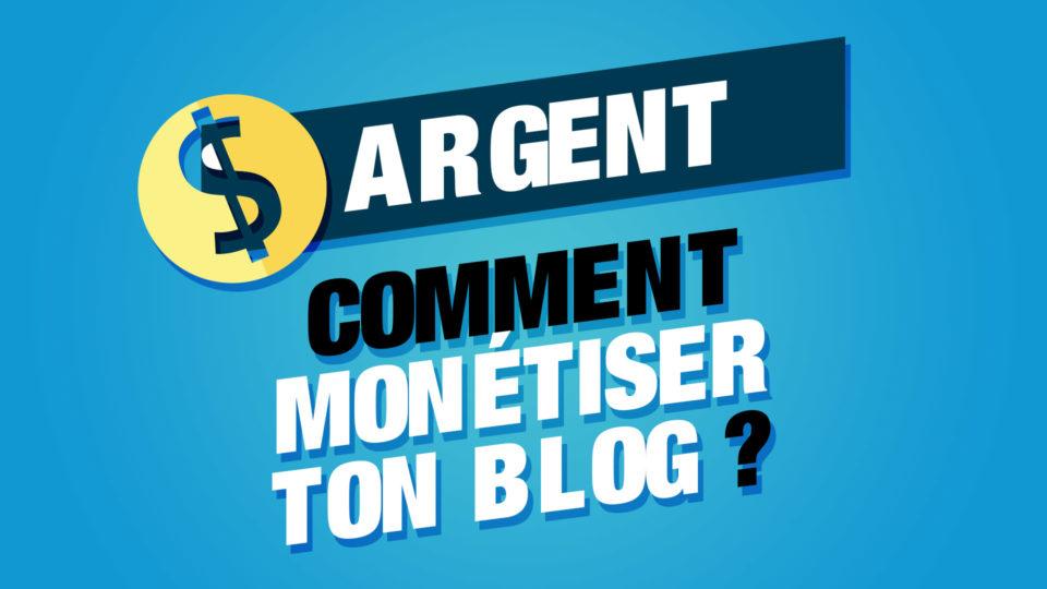 monétiser blog