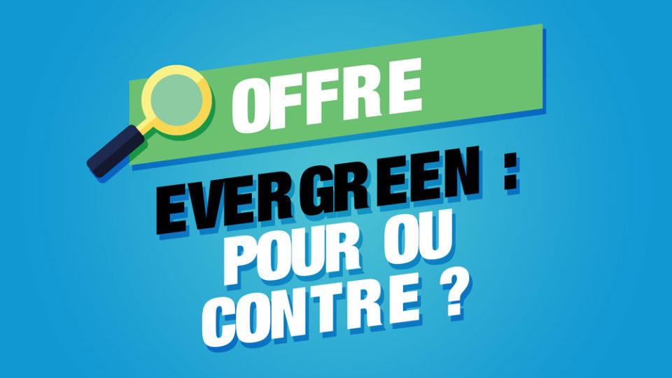 offre evergreen infopreneur